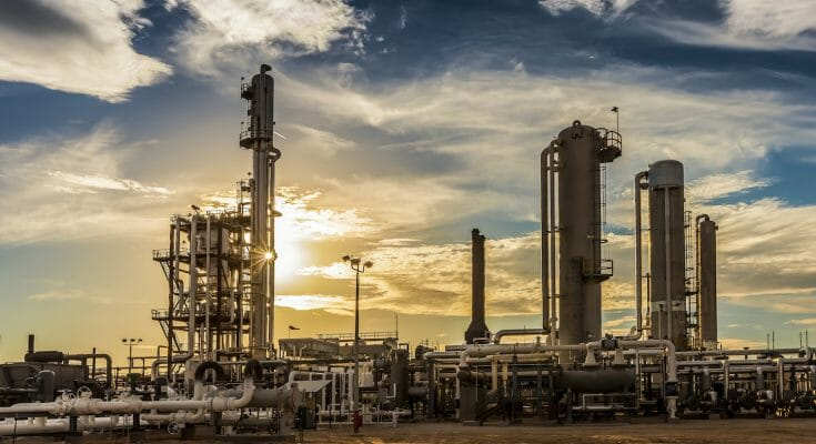 oil and gas plant maintenance prediction