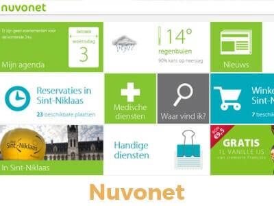 Nuvonet app