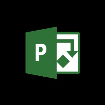 Logo of Microsoft Project Tool