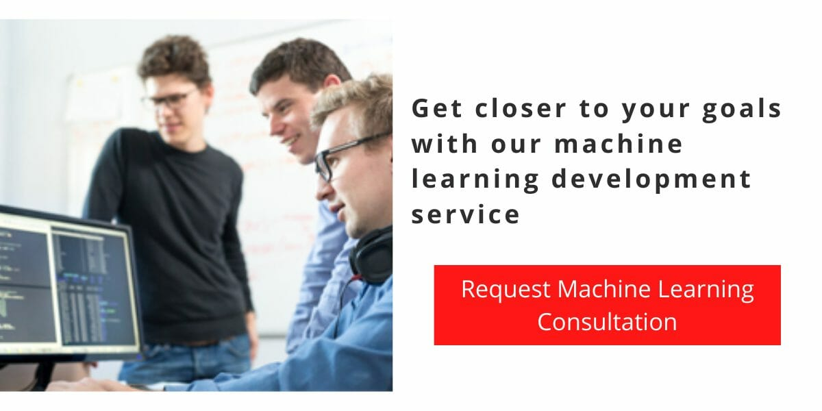 machine learning service