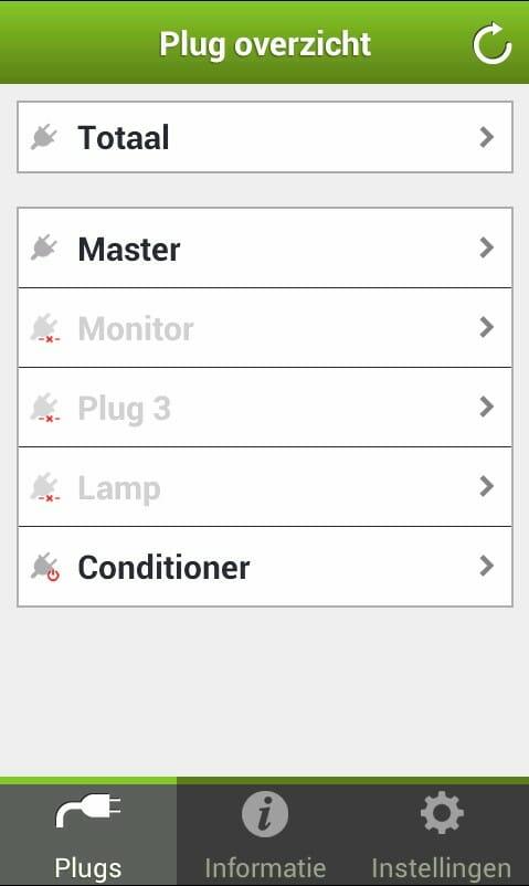 plugs list