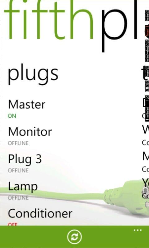 plug list