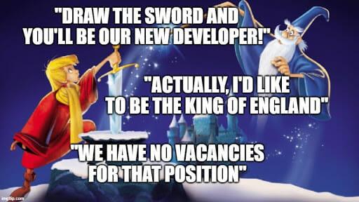 oft skill of software developer